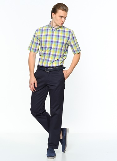 Dockers Pantolon | Straight Mavi